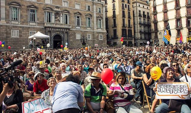 Barcelona Reorganises Public Services In The People S Interest Transnational Institute