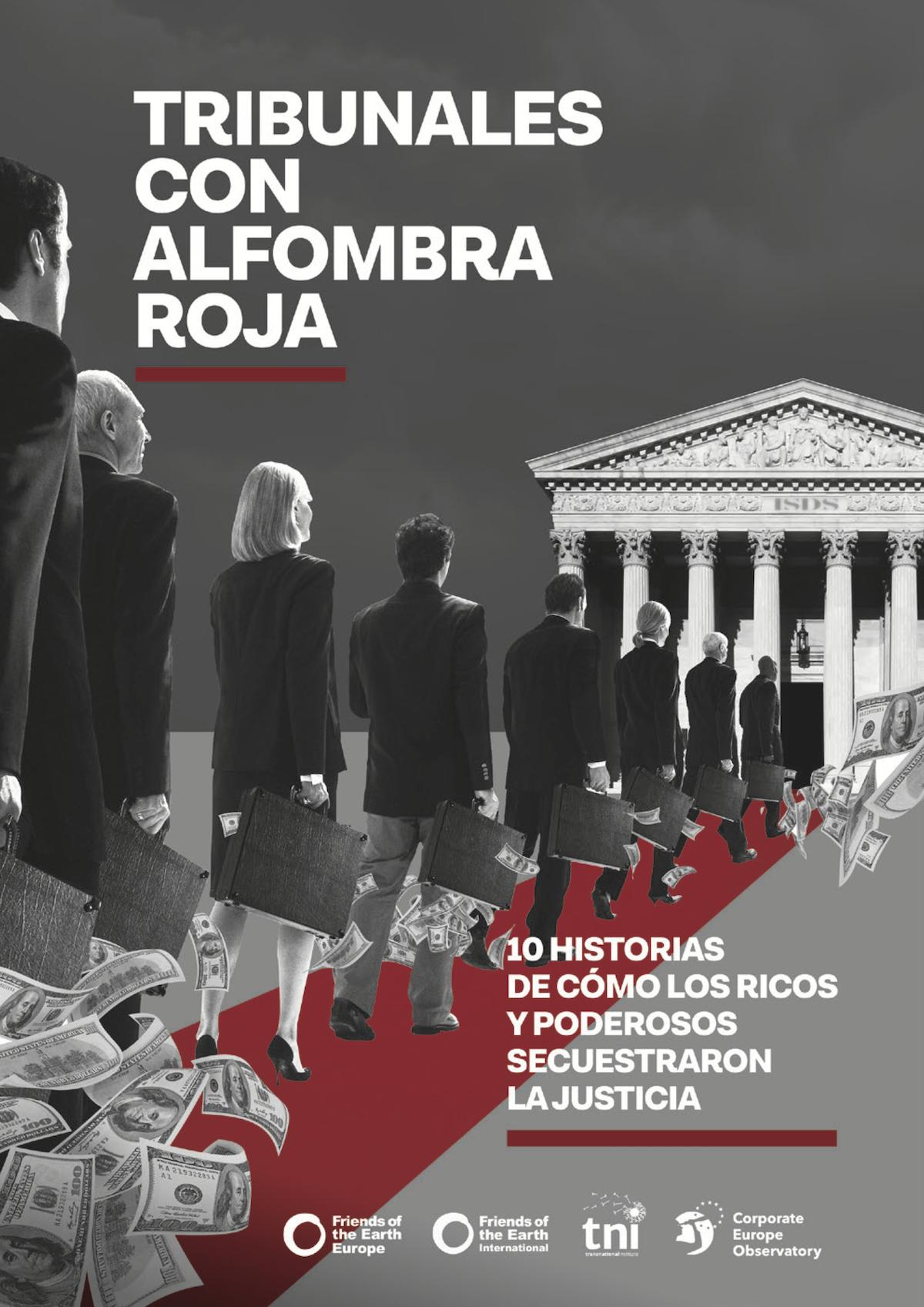 Tribunales Con Alfombra Roja Transnational Institute
