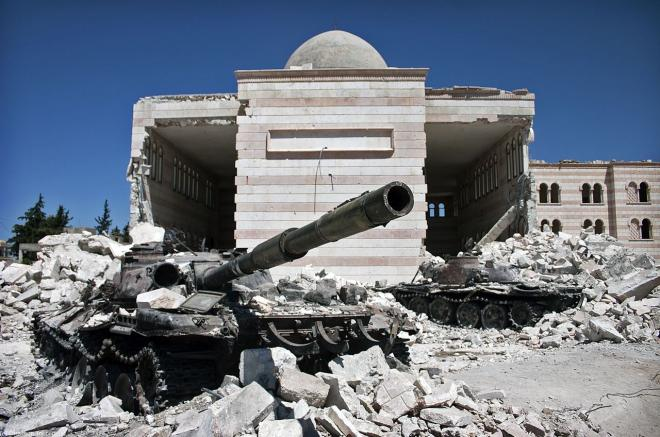 Syria's civil war is simplistically blamed on climate change with little evidence. As in most conflict situations, the most important causes arose from the Syrian government's repressive response to the protests as well as the role of external players in