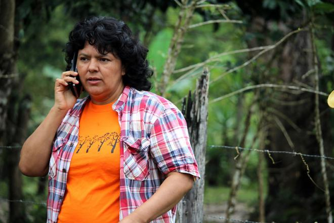 Berta Cáceres famously said 'Our Mother Earth – militarized, fenced-in, poisoned, a place where basic rights are systematically violated – demands that we take action
