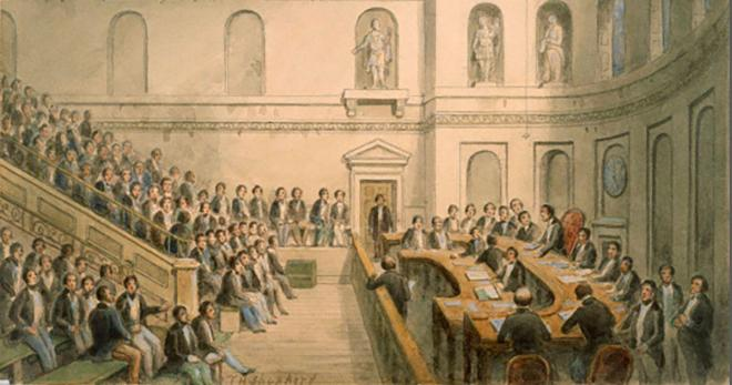 General Court Room, East India House