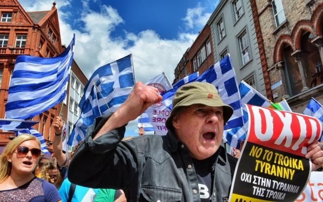 Greece votes no in referendum but is ignored