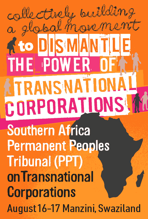 Southern Africa Permanent Peoples Tribunal on transnational ...