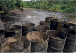 The legacy of oil exploration in the Amazon
