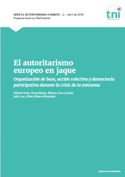 El autoritarismo europeo en jaque