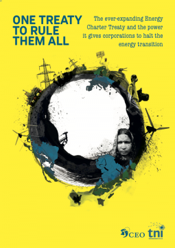 investment arbitration and the energy charter treaty