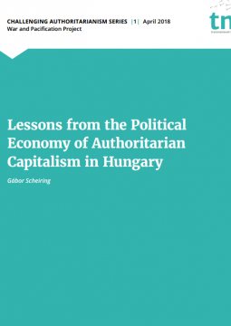 Lessons from Hungary cover page