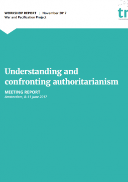 Understanding and confronting authoritarianism cover image