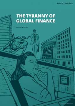 The tyranny of finance cover image