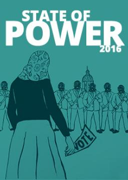 State of Power 2016 report front cover