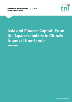 Asian financial crisis cover image