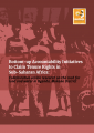Bottom-up accountability Tenure Rights Sub-Saharan Africa
