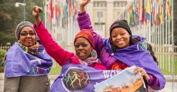 Peoples Mobilization in Geneva 2016
