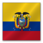 icon of Ecuador flag